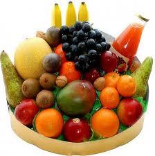 fruitmand spar
