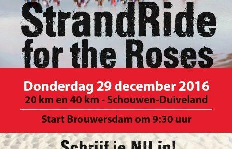 StrandRide for the Roses 2016