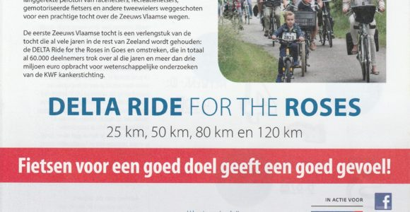 DELTA Ride for the Roses 2017