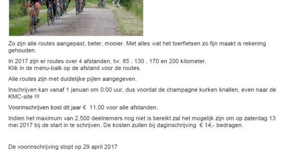 Koos Moerenhout Classic 2017