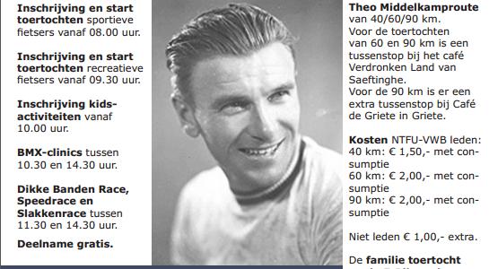 Theo Middelkamp tocht