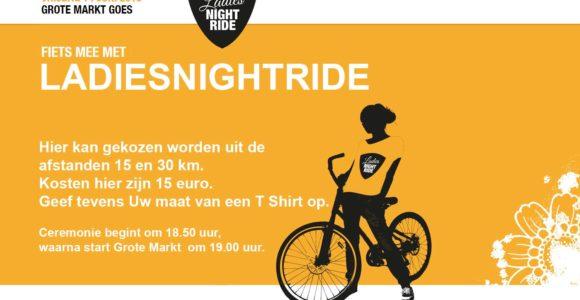 Ladies Night Ride